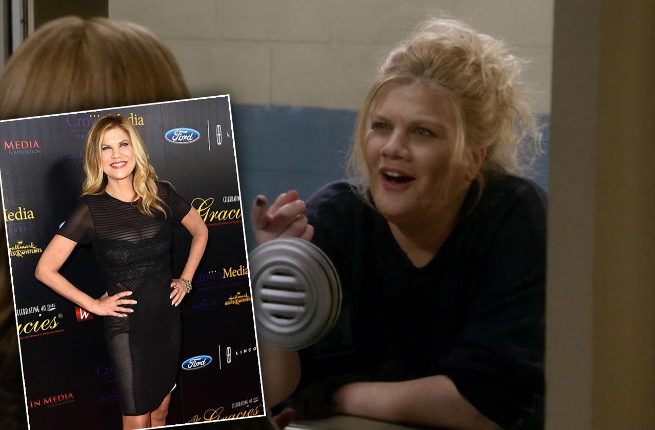kristen Johnston weight gain mom lupus medication