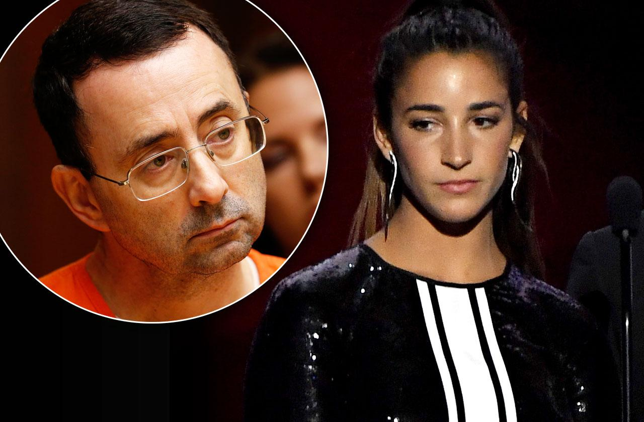 Aly Raisman Gymnastics Doctor Sexual Assault