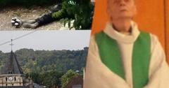 French Terror Attack Priest Dead Slit Throat Hostages Updates