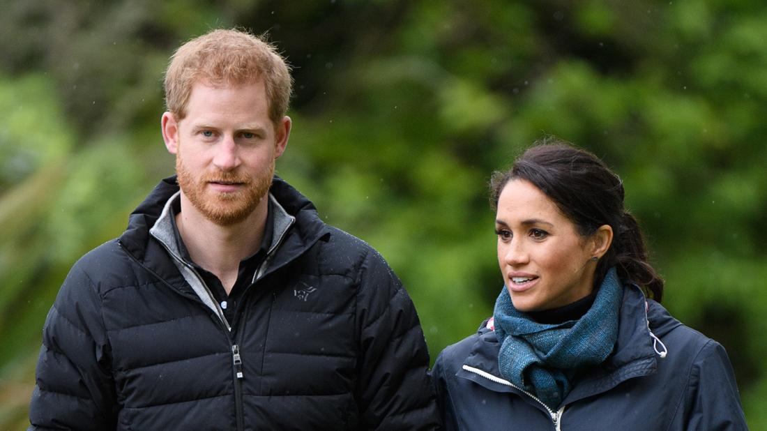 Meghan Harry Upset Public