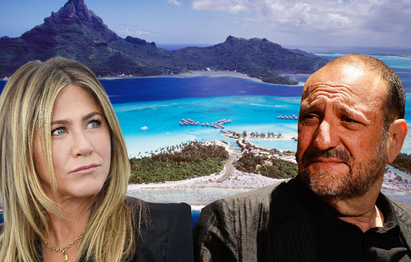 Joel Silver Blames Assistant Death During Jennifer Aniston Vacation