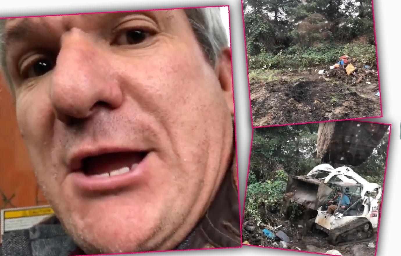 Matt Roloff Bulldozes Property For Love Nest With Caryn Chandler