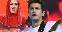 //John Mayer Watched Katy Perry Livestream pp