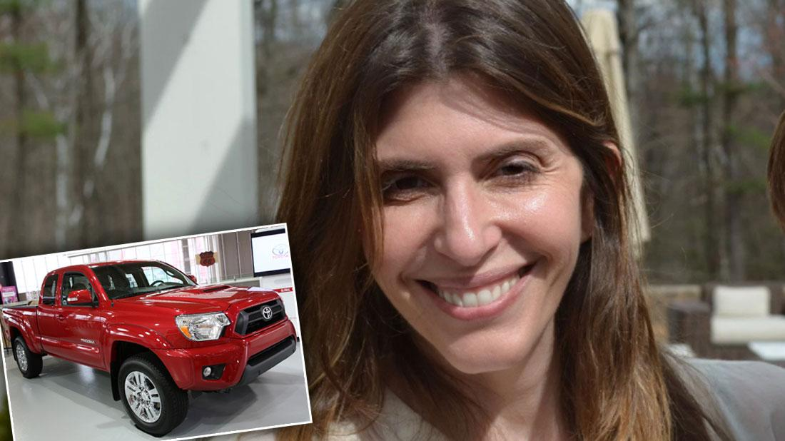 """""""Red Toyota Tacoma"""" in connection to the disappearance of missing Connecticut mom Jennifer Dulos"""