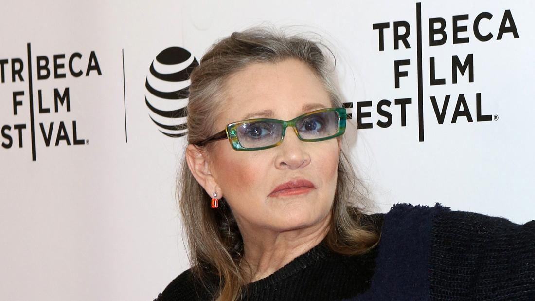 Carrie Fisher Sad Last Days Before Death