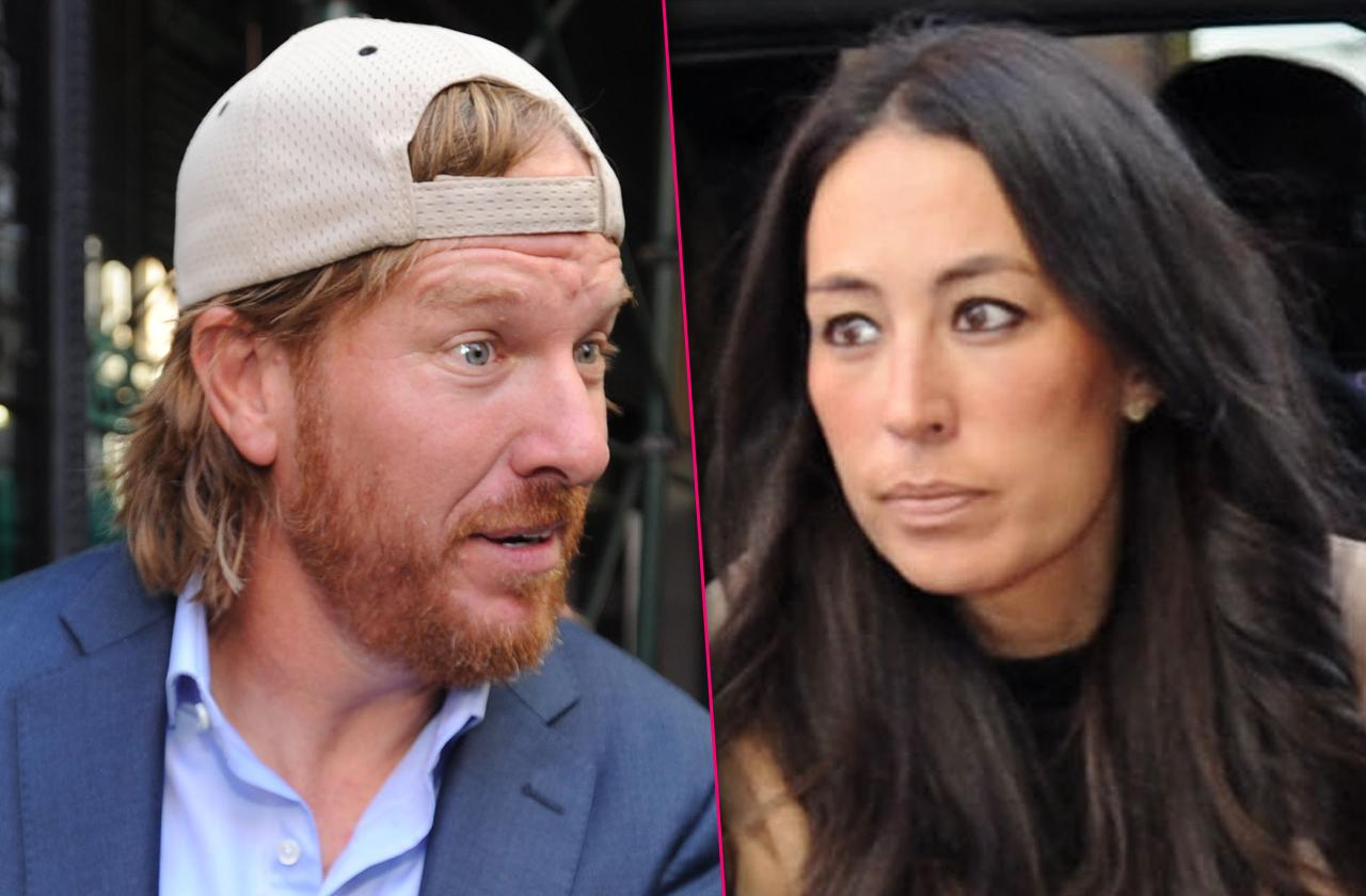 Fixer Upper Chip Gaines Joanna Gaines Marriage Stress Restaurant Chaos