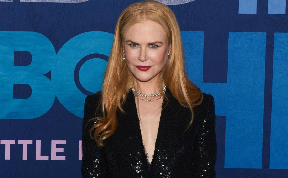 Nicole Kidman at the premiere of Big Little Lies Season 2.