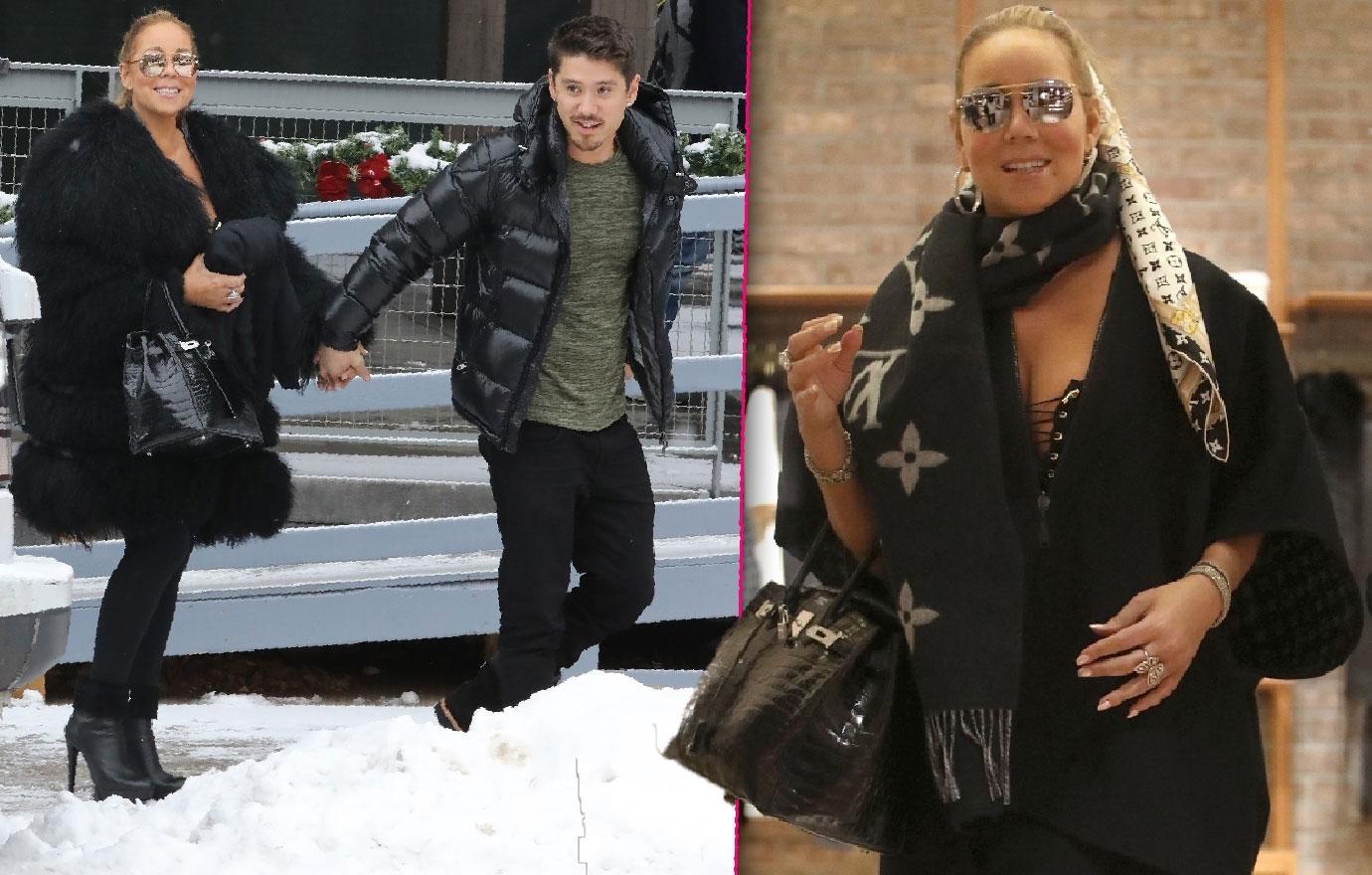Mariah Carey Boyfriend Bryan Tanaka Louis Vuitton