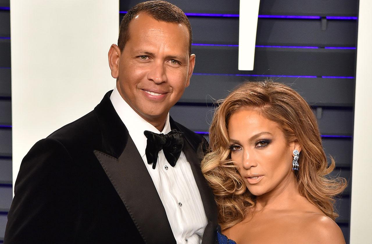 Jennifer Lopez Arod engaged