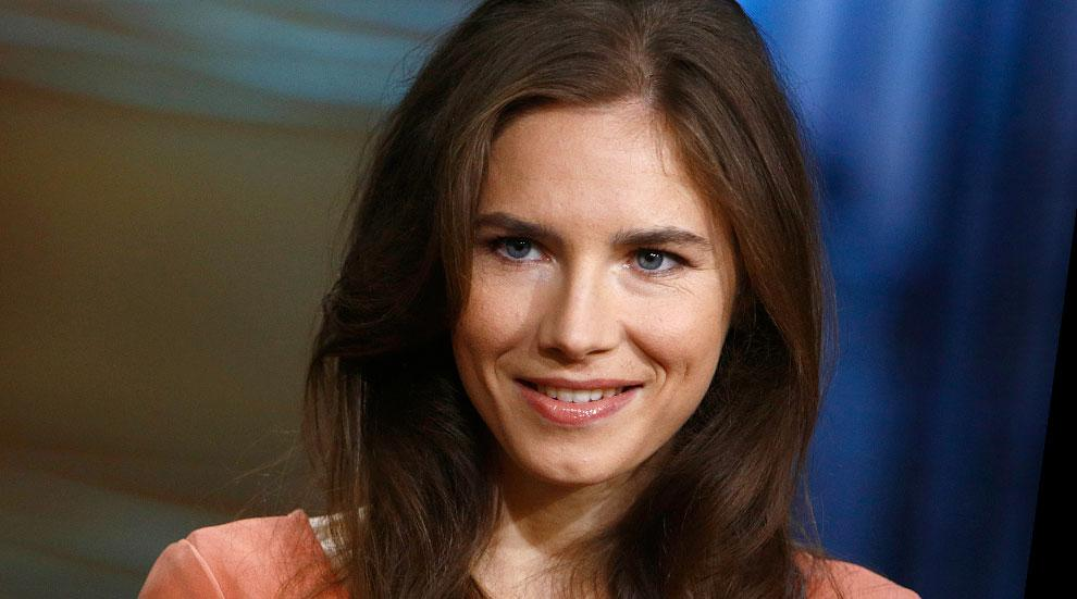 Amanda Knox Deeply Grateful