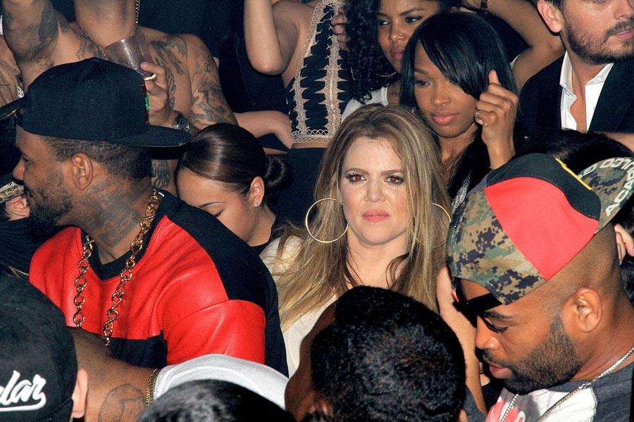 //khloe and the game