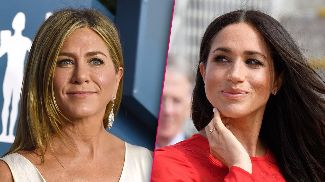 Jennifer Aniston To Hang Out With Meghan Markle In Canada