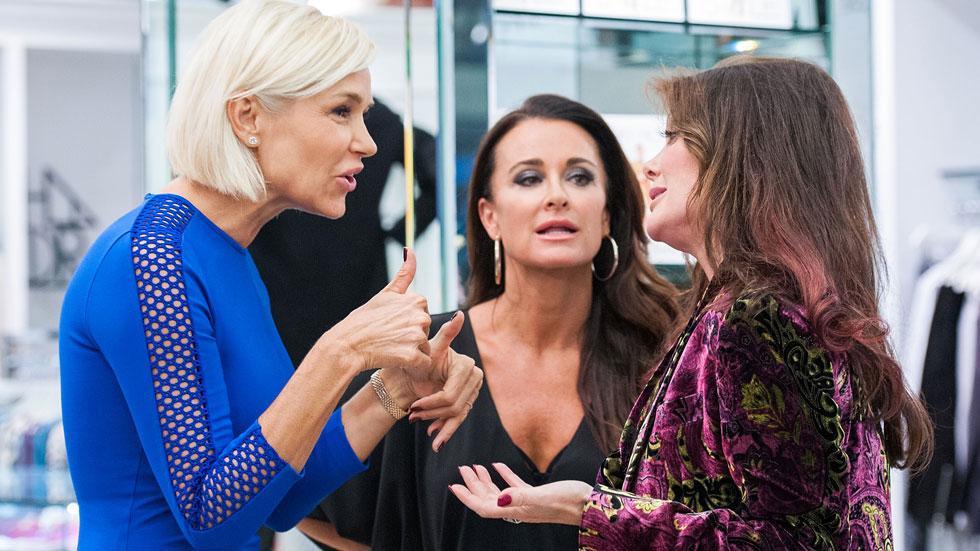 //Yolanda Foster Lyme Disease Confronts Gossiping Women RHOBH