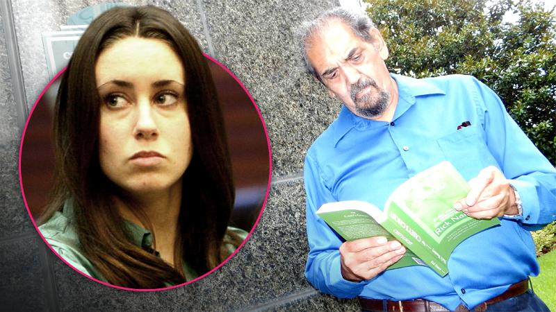 //casey anthony ghost writer doesnt believe innocence pp