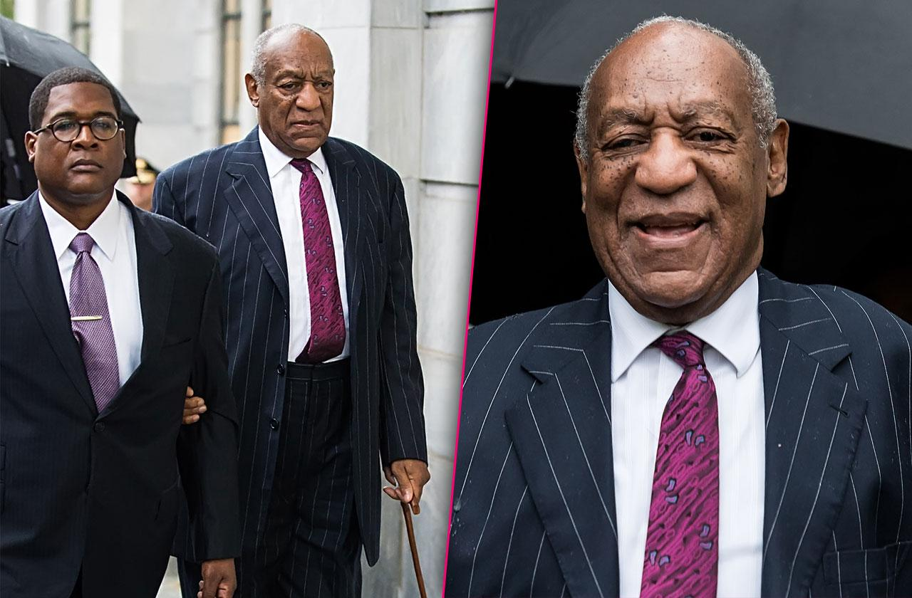Bill Cosby Sentencing Final Day Arrival