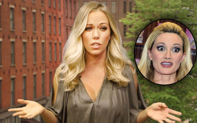 Kendra Wilkinson Holly Madison Feud Explodes -- Interview Video Bashing Playboy Roommate