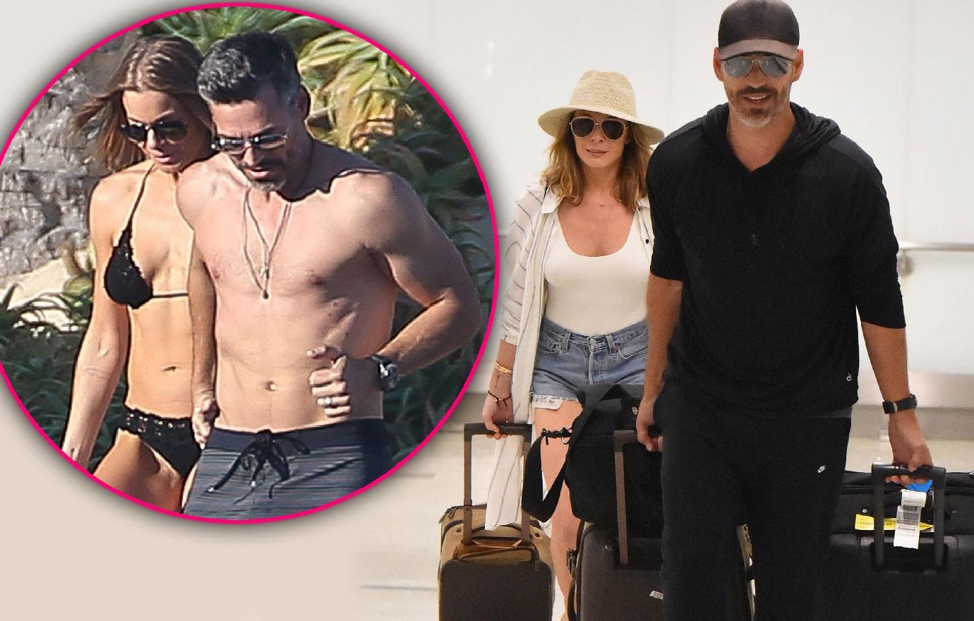 LeAnn Rimes Eddie Cibrian Return From Romantic Vacation