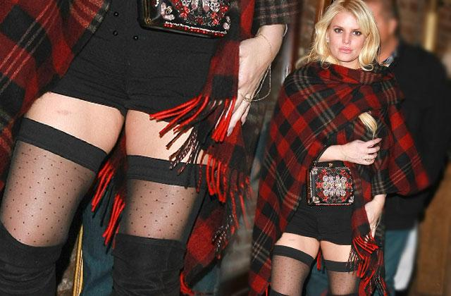 //jessica simpson weight legs thigh high boots