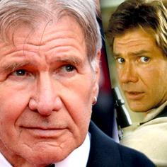 //harrison ford injured on set star wars han solo luke skywalker sq