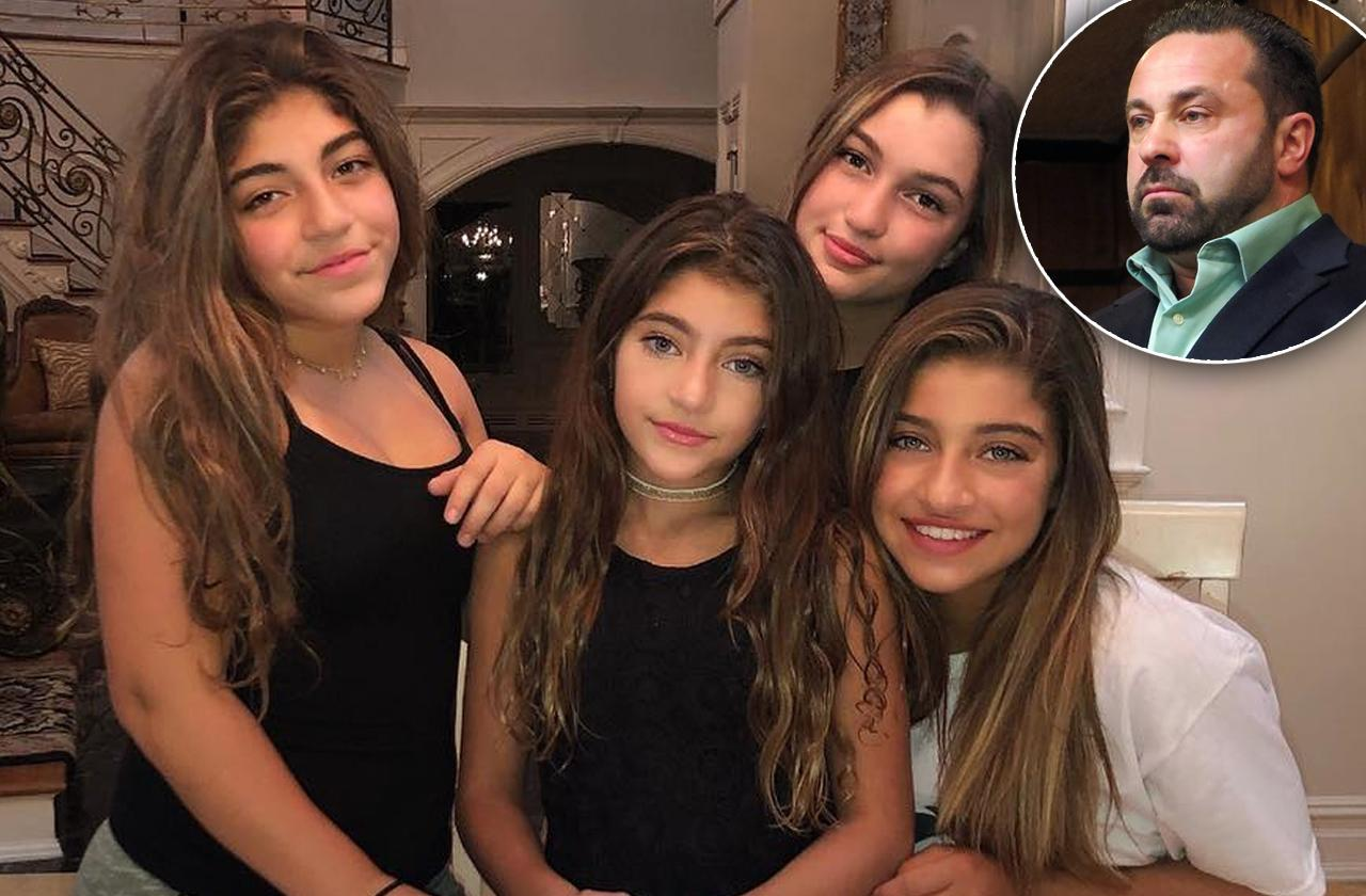 joe giudice daughters Teresa suffering deportation rhonj