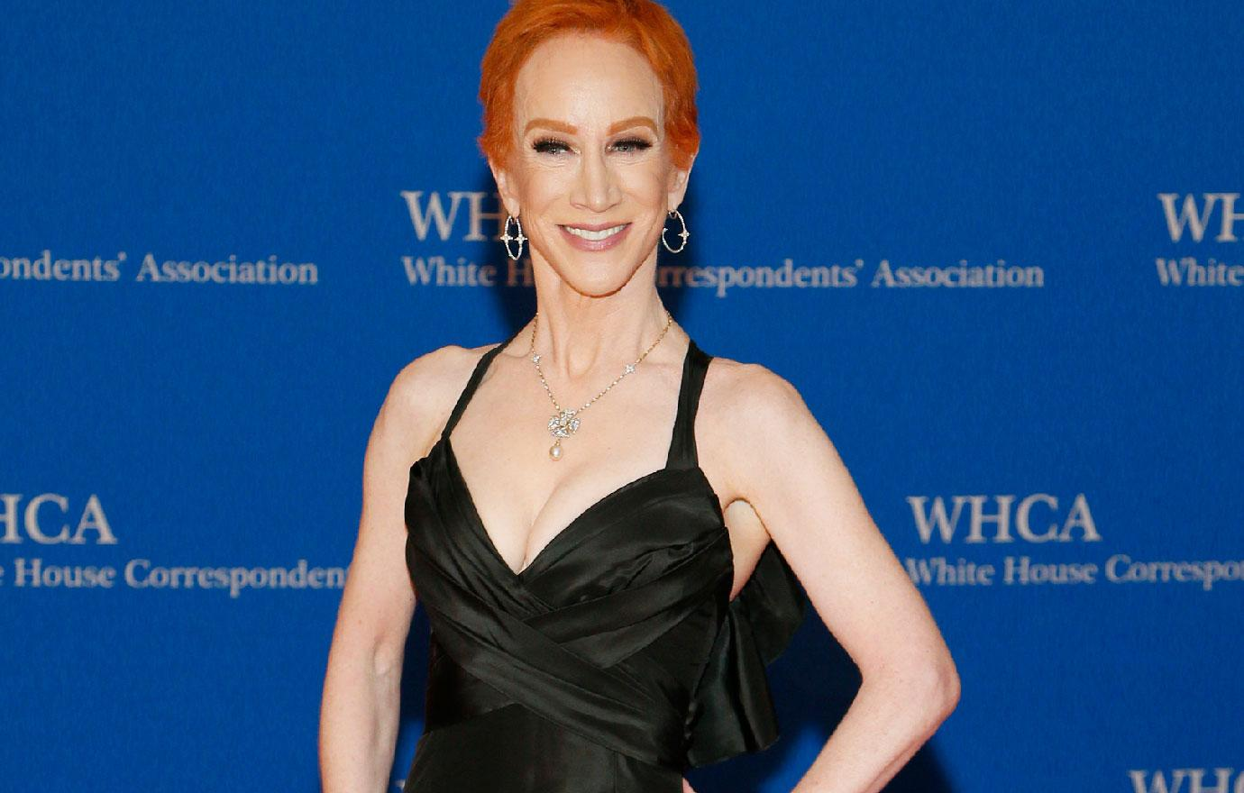 Kathy Griffin White House Correspondence Dinner Appearance