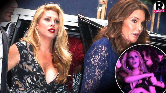 Caitlyn Jenner Candice Cayne Relationship
