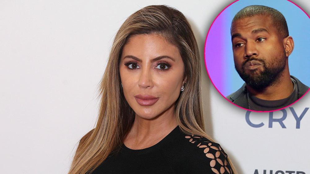 Larsa Pippin Says Kanye West Is the Real Reason She's Not Friends With the Kardashians
