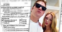 //lauri peterson son josh waring divorce jail attempted murder pp