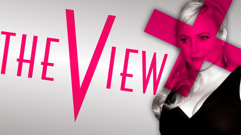 //meghan mccain turns down the view gig pp