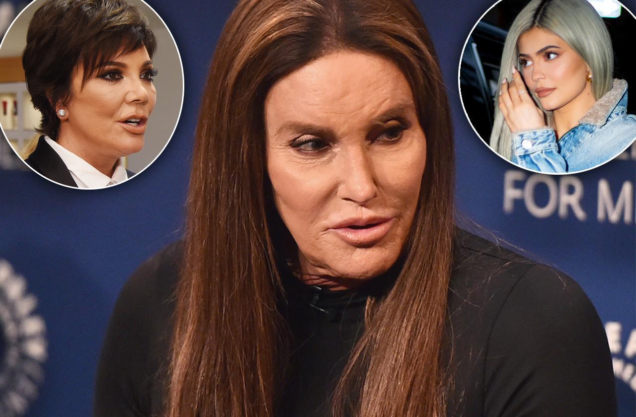 //Caitlyn Jenner Ends Copycat Skincare Line pp