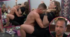 RHOC's Emily Simpson Gets Stripper Lap Dance Amid Marriage Issues