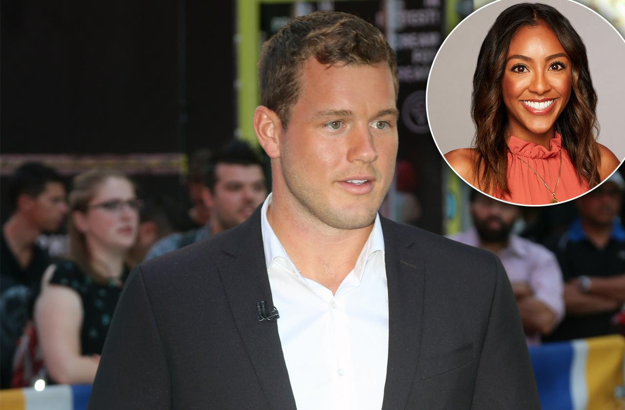 the bachelor colton underwood contestant Tayshia Adams divorce