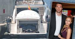 Is hayden's daughter ok? Ex Wlad & family rescued after yacht catches fire