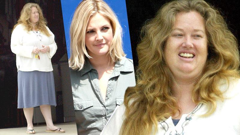 //drew barrymore step sister jessica childhood insults downward spiral fat  pp sl