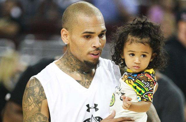 Nia Guzman Chris Brown Daughter Royalty Police Drama