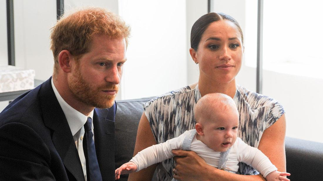 Meghan Markle Wants Baby Archie Out Of The Royal Life, Friend Reveals