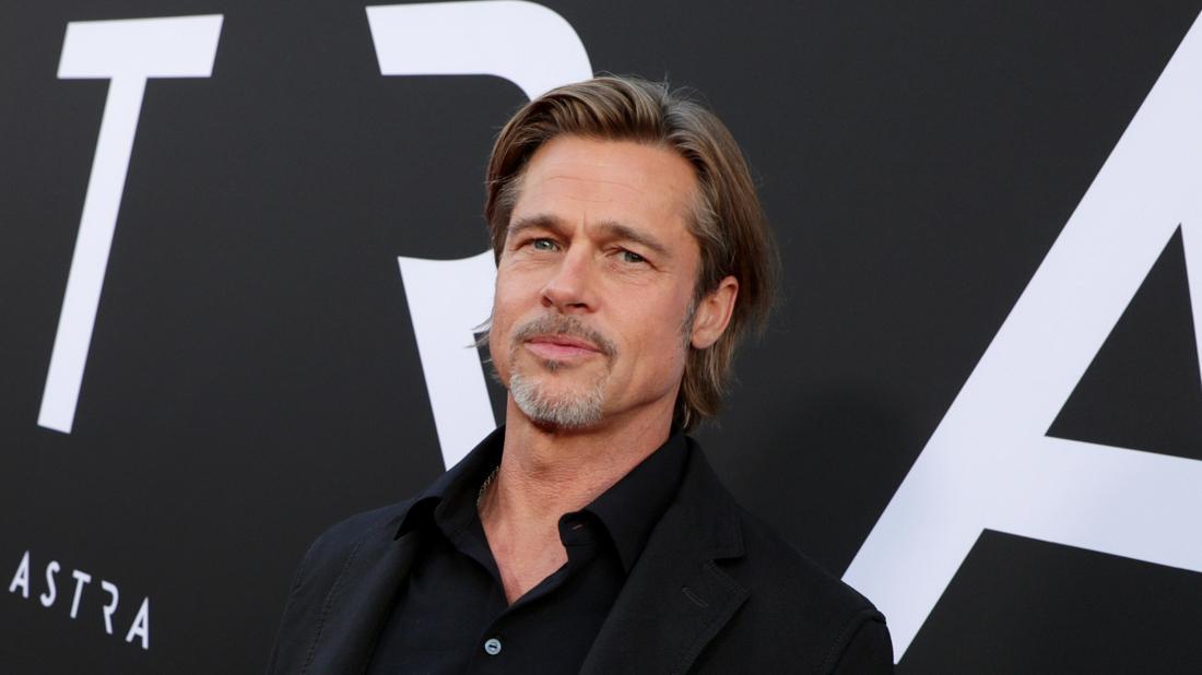 Brad Pitt Tells All On Boozy Past: 'It Was A Disservice To Myself' 