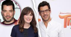 Zooey Deschanel's Ex Files For Divorce After She Reveals New 'Property Brothers' Boyfriend