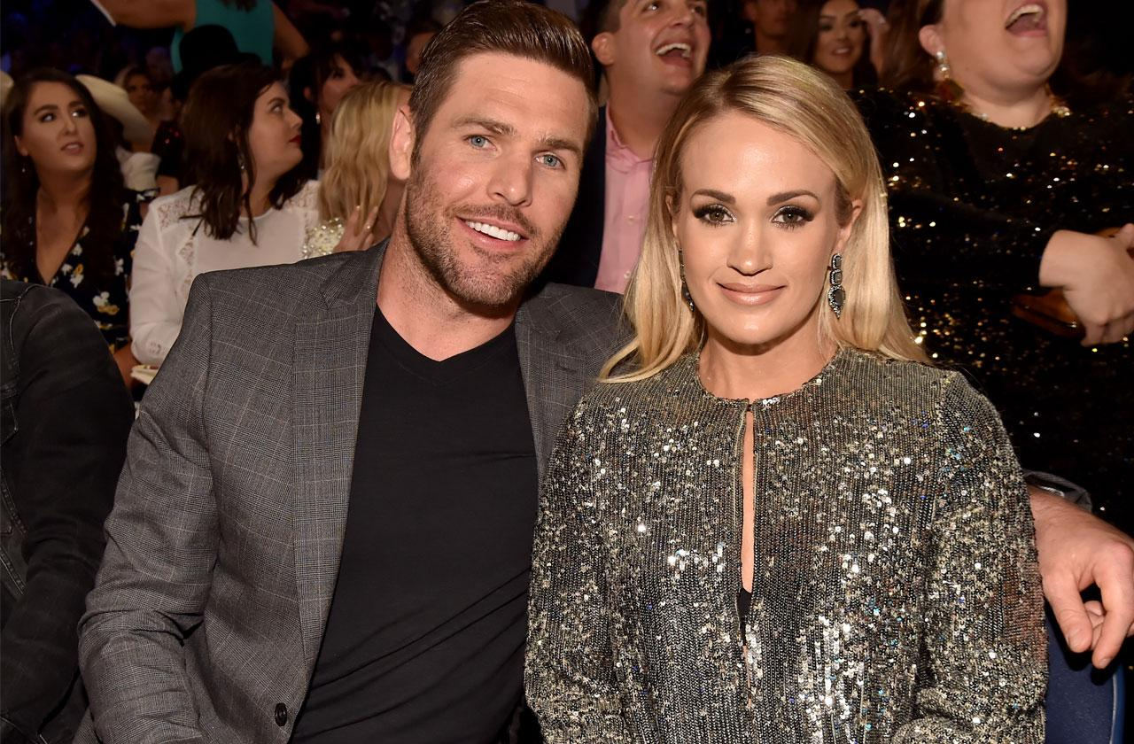 //Carrie Underwood Pregnant Second Child pp