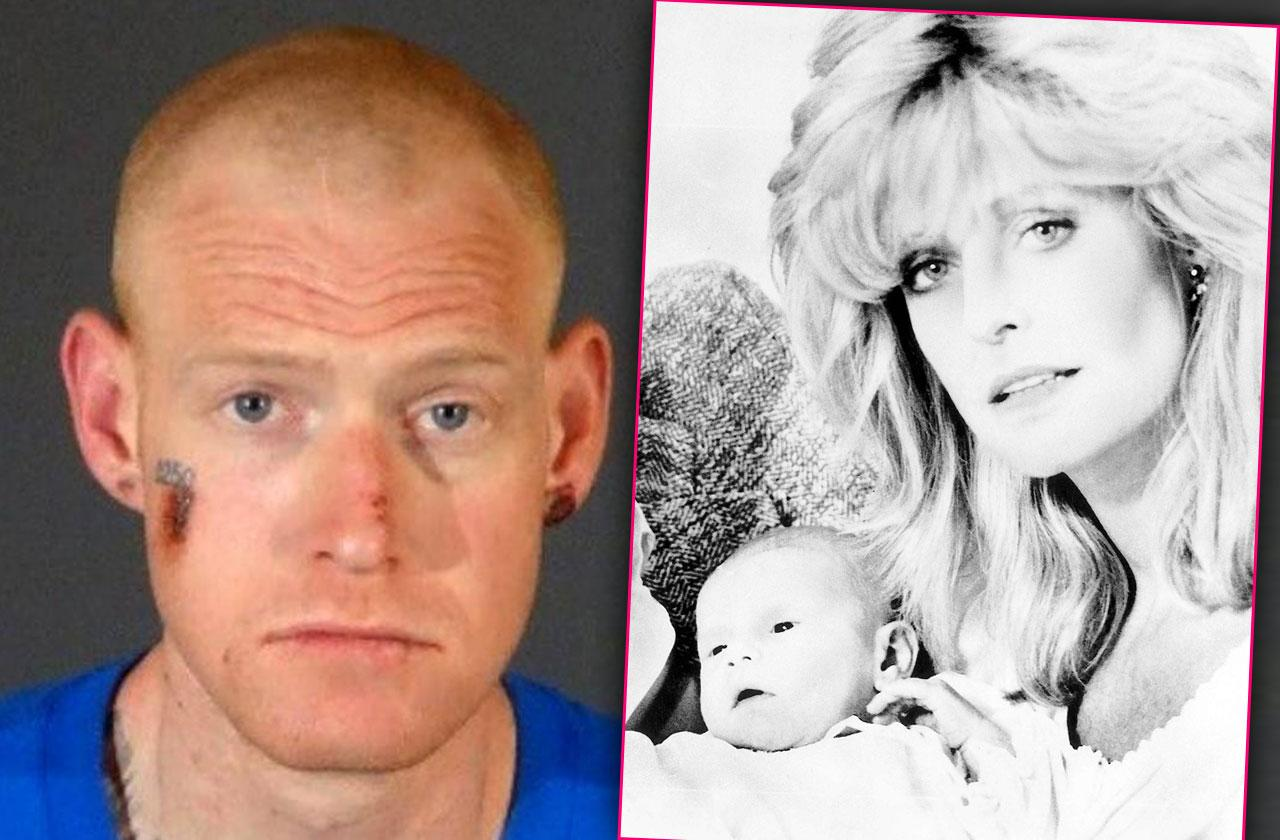 Farrah Fawcett Son Redmond Oneal Transferred New Prison Mental Breakdown