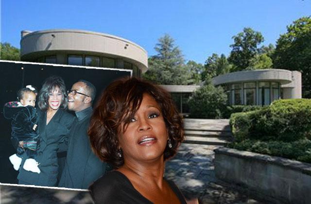 //whitney houston death mansion national enquirer investigates pp