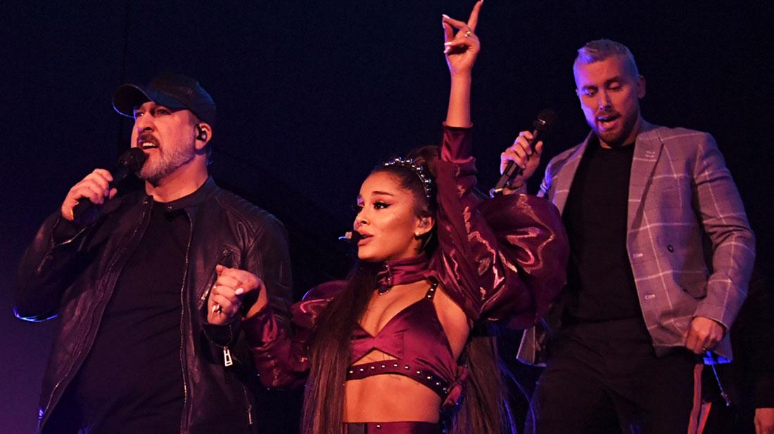 Ariana Grande Performs At Coachella After Year Of Struggles