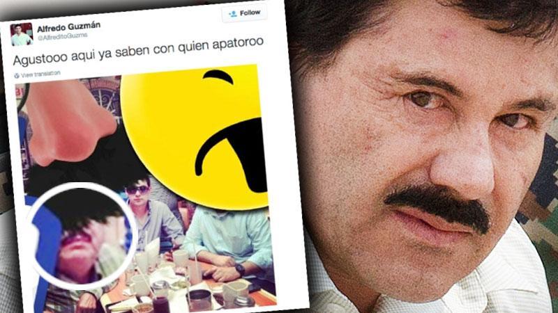 El Chapo's Son Slips, Reveals Fugitive Dad's Possible Location
