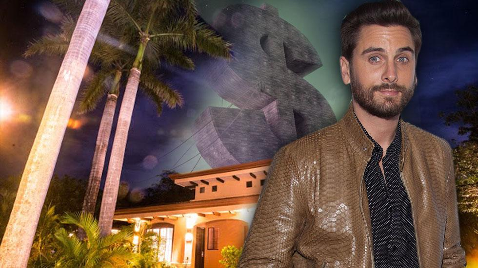 Scott Disick Rehab Costa Rica Endorsement Deal
