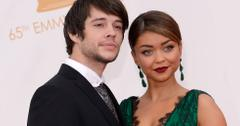 //sarah hyland gets temporary restraining order against her ex boyfriend