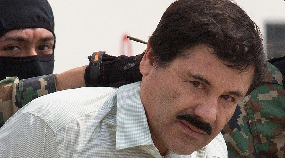 El Chapo Almost Caught Mexico