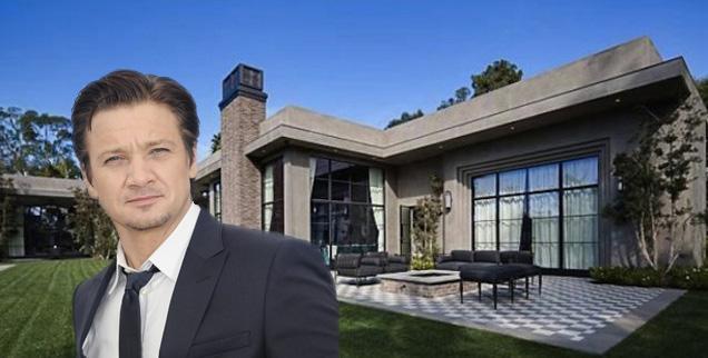 //sale pending jeremy renner house  x