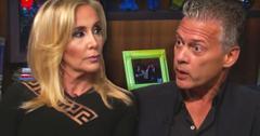 'RHOC' Stars Shannon & David Beador's Nasty Divorce Exposed