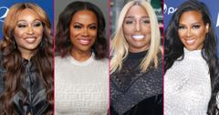 'RHOA' Drama Pays: Which Ladies Are Show Favorites & Who Is On The Chopping Block