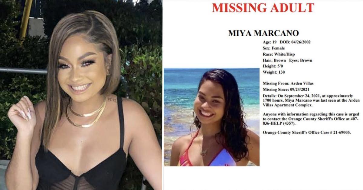 missing miya marcano pp